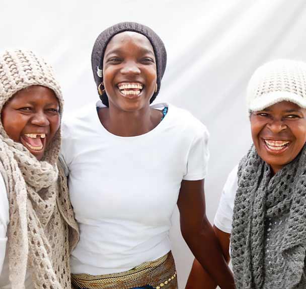 Kvinnorna bakom Amayi