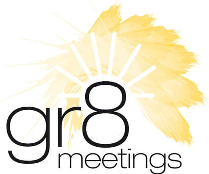 Gr8 Meetings logotyp