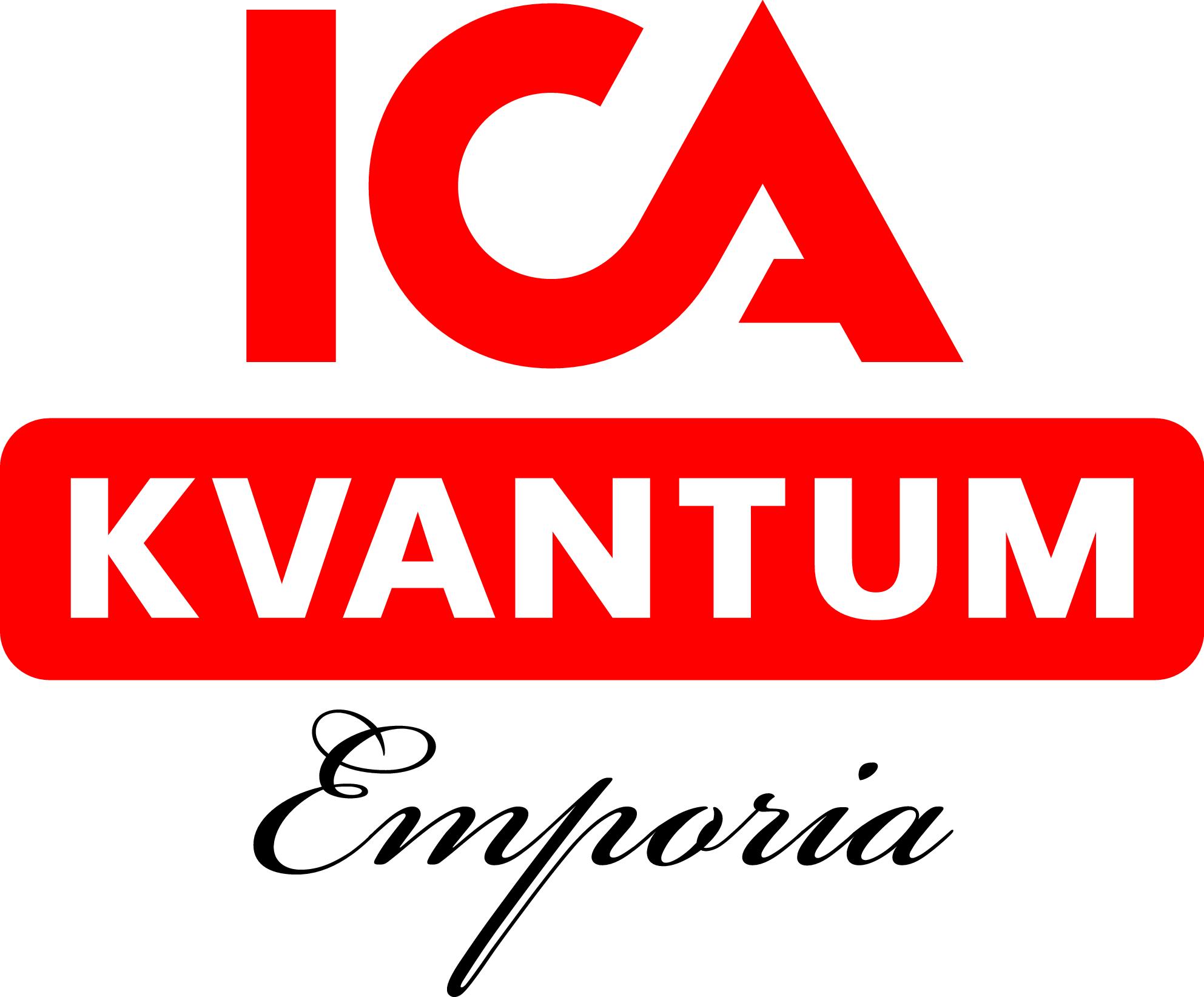 ICA Kvantum Emporia logotyp