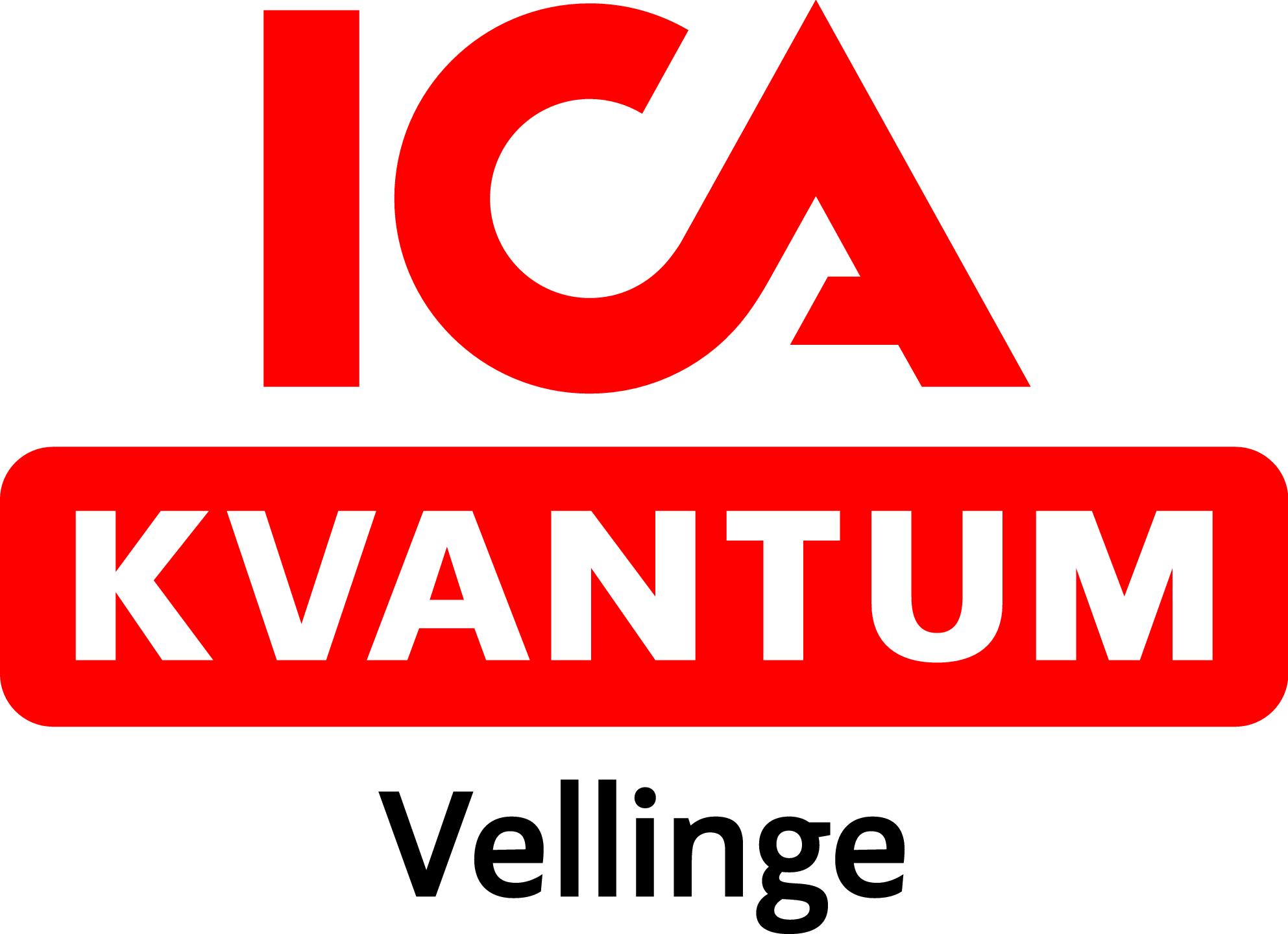ICA Kvantum Vellinge logotyp