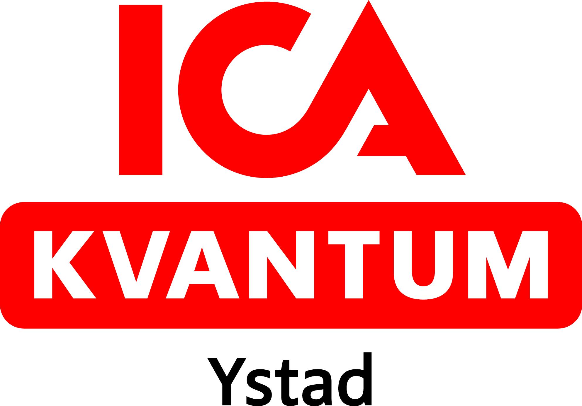 ICA Kvantum Ystad logotyp