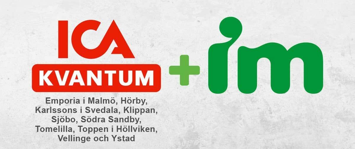 Tio ICA Kvantum-butiker lanserar pantsamarbete till förmån för flickors utbildning