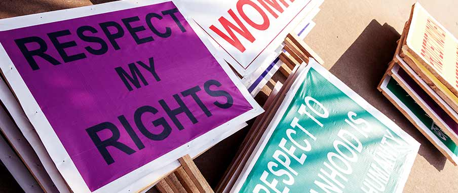 IM arbetar tillsammans med partnerorganisationer i Malawi för att stärka kvinnors och flickors rättigheter.