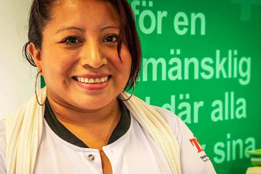 Teodora del Carmen Vásquez