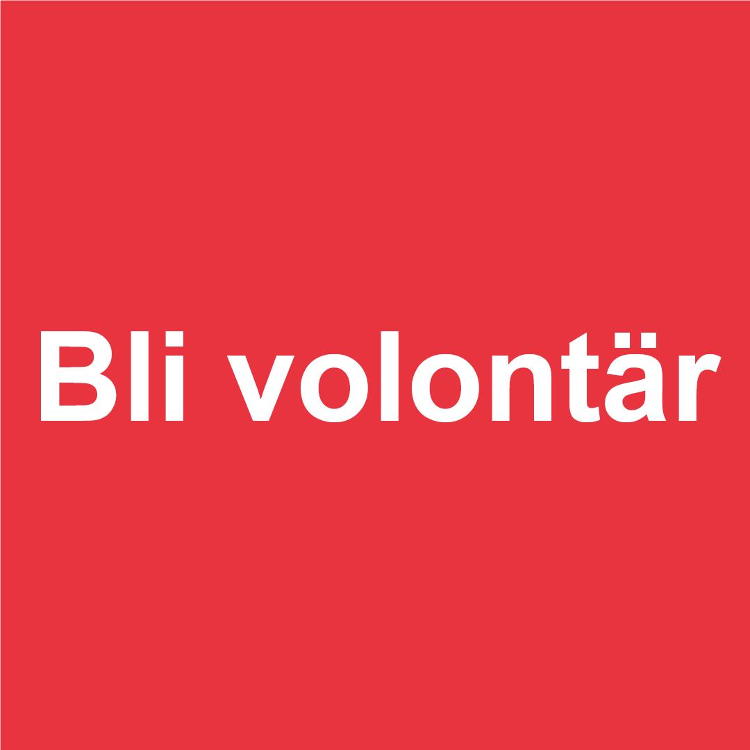 Bli volontär