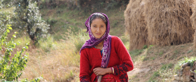 Dhana Devi i Indien