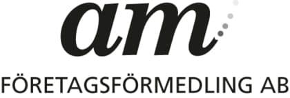 am företagsförmedling logotyp