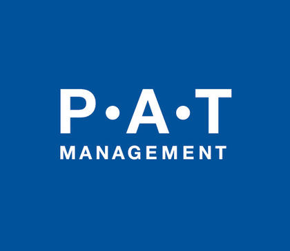 PAT Management logotyp