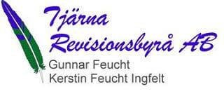 Tjärna redovisning logotyp